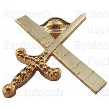 Masonic Officer's jewel – Expert – Scottish Rite / French Rite